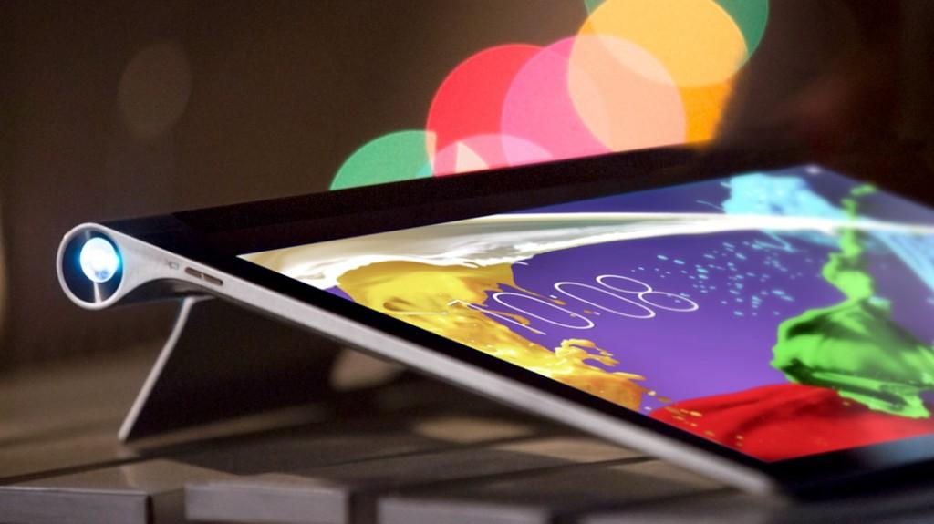 Lenovo YOGA Tablet 2 Pro、液晶品質画像