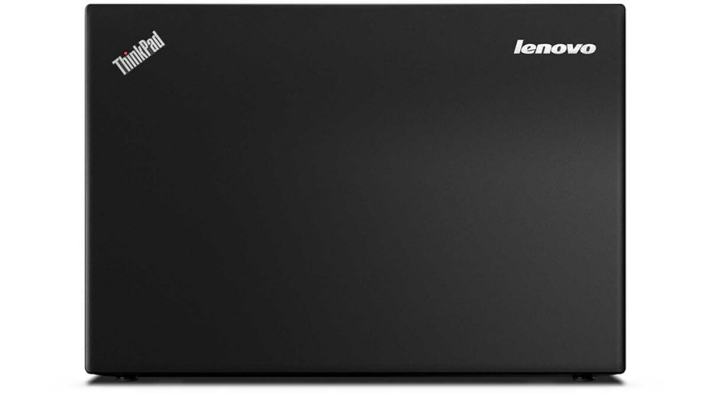ThinkPad X1 Carbon 2015 3rd Genの天板部分画像