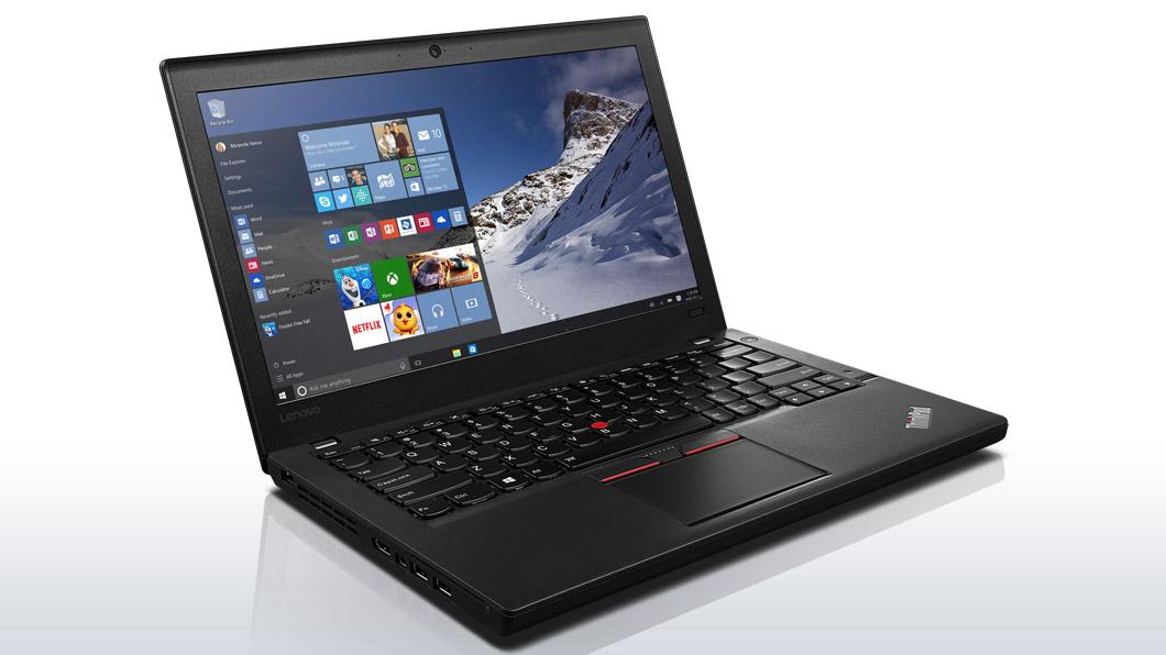 ThinkPad X260を安く買える割引クーポン情報と、ThinkPad X260の特長、実機レビュー。