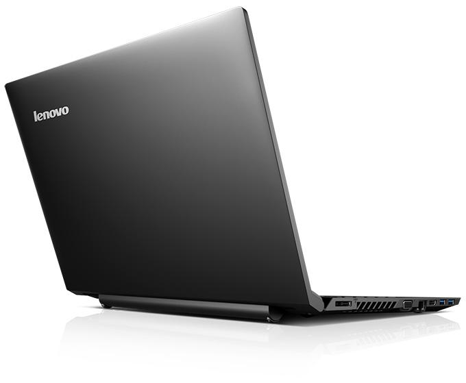 Lenovo B51、背面からの画像