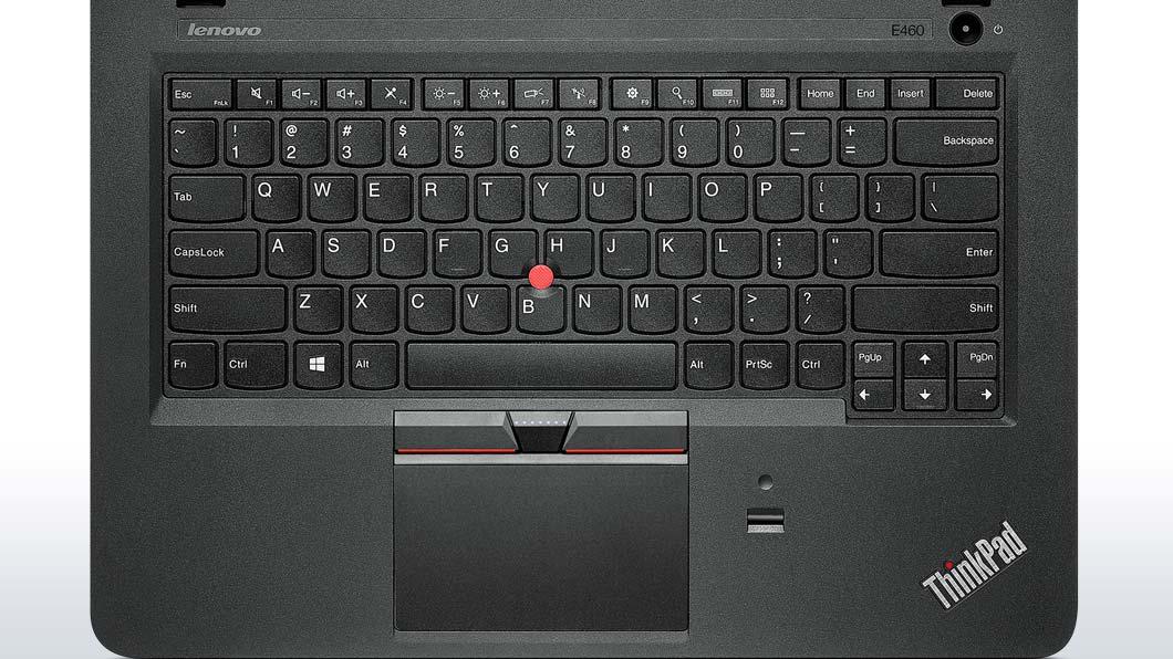 ThinkPad E460キーボード部